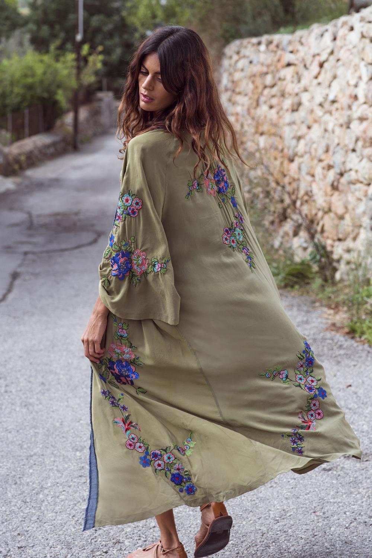 Kimono JADE