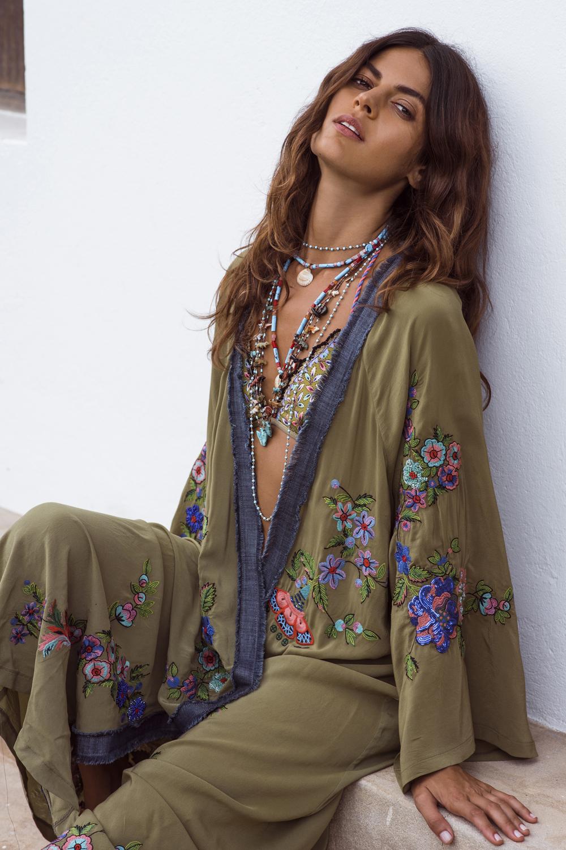 Kimono JADE - Bikini OLIVIA